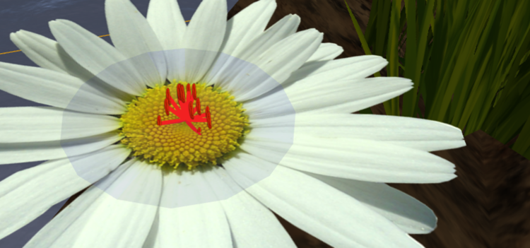 flower with no shadowmap
